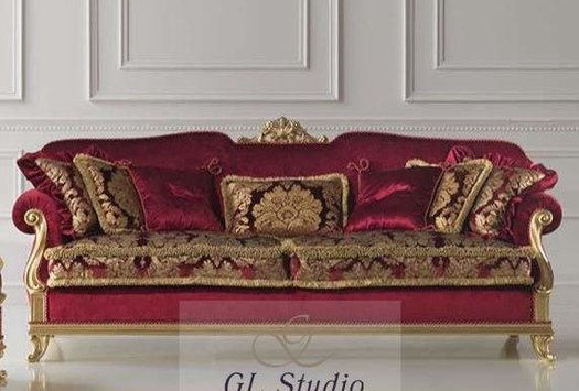 Ravasi Salotti Luxury от gl-studio