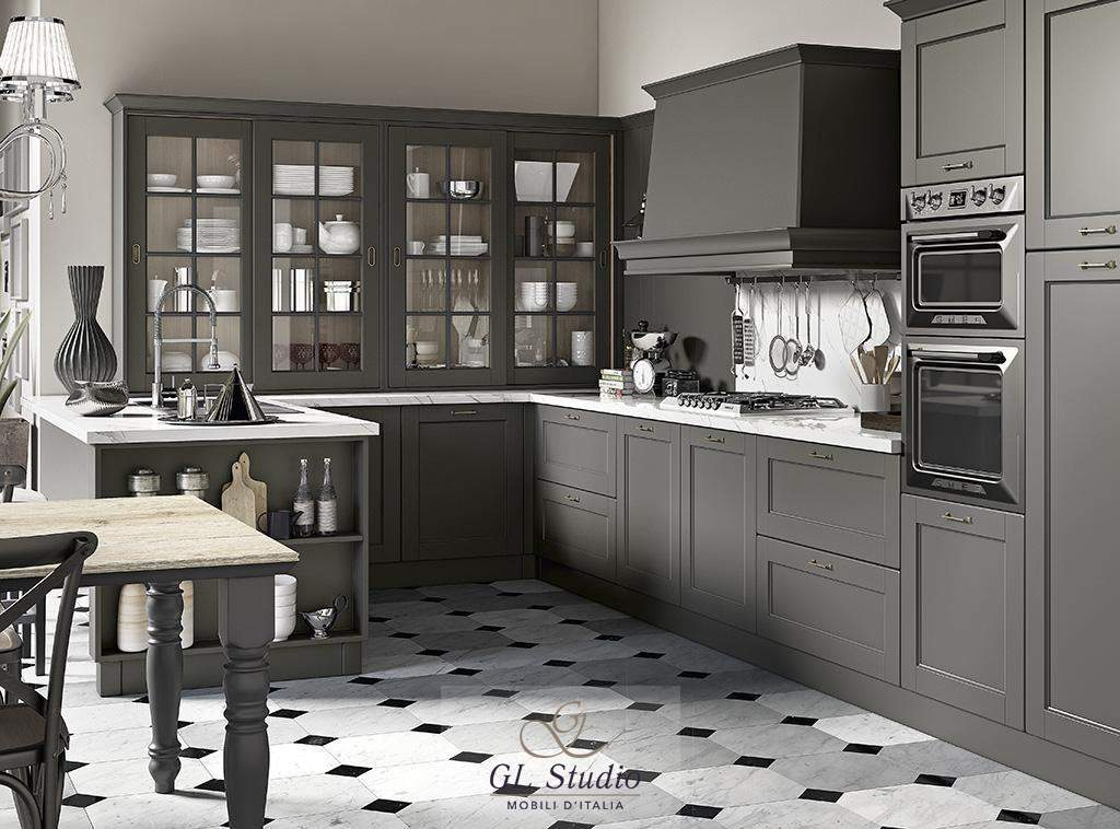 Spagnol Cucine Old Asolo composition 2 от gl-studio