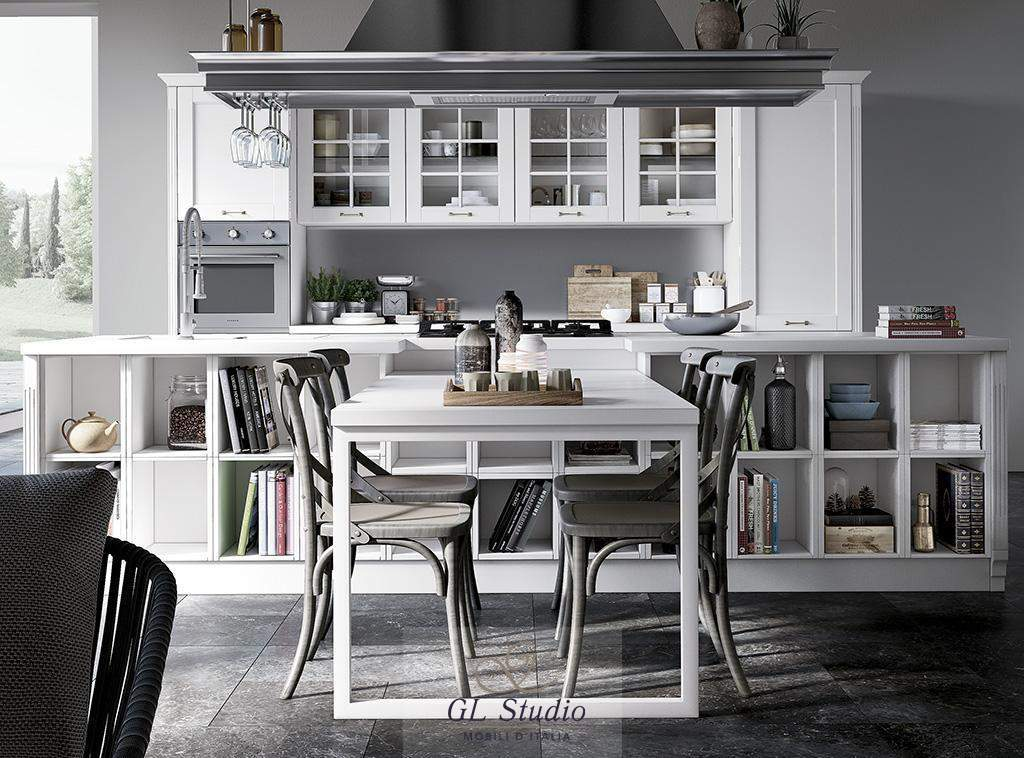Spagnol Cucine Old Asolo composition 3 от gl-studio