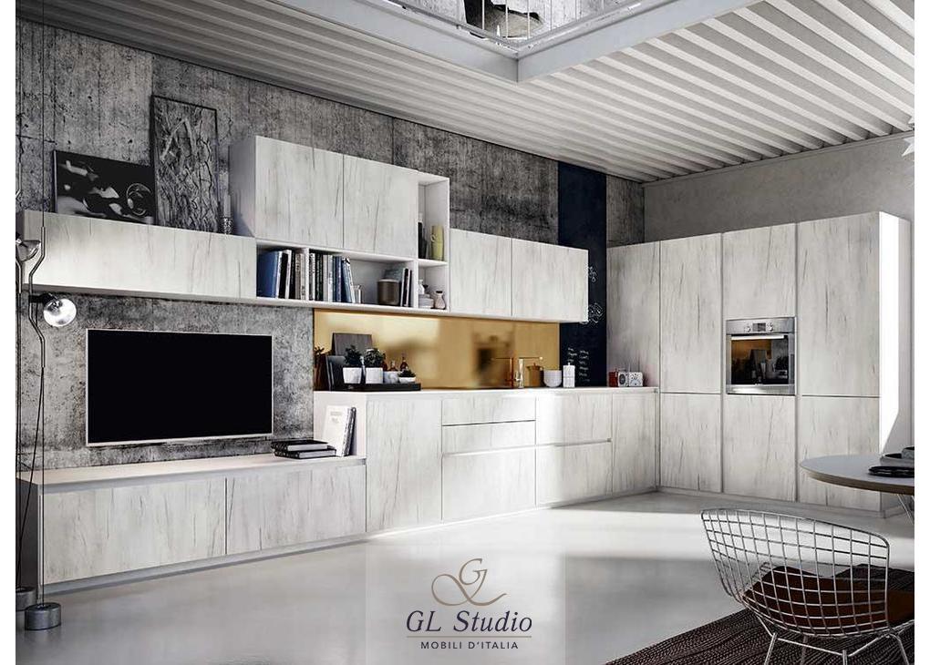 Spagnol Cucine  Vivere Italia composition 6 от gl-studio фото 1