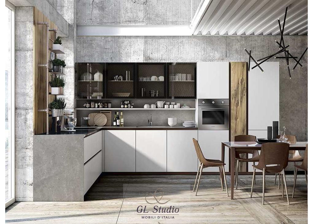 Spagnol Cucine  Vivere Italia composition 7 от gl-studio фото 1